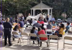 Free-Rein-Foundation-Graduation-LAPD-Equine-Program