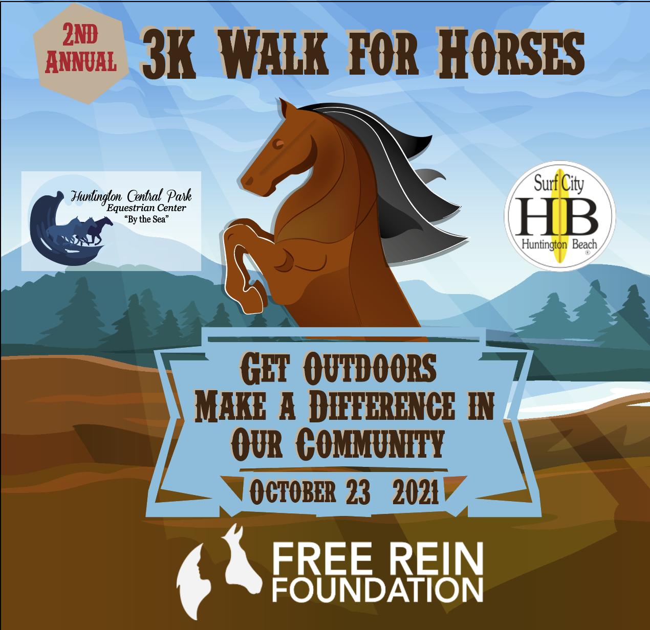 Walk for Horses 2021